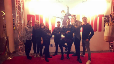 JME Agency gets tickets for the Musical BIlly Elliot